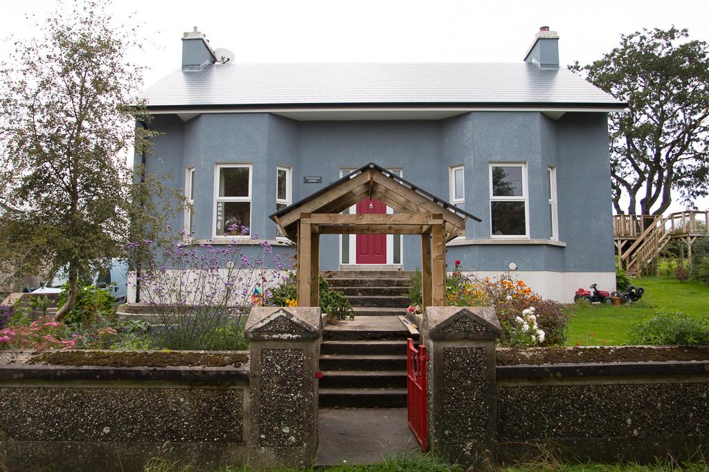 Trenbane House finished